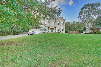 Jackson Single Family Home For Sale: 25 Melissa Lee