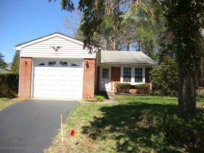 Ocean County Adult Community For Sale: 103 Constitution Boulevard