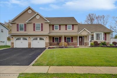 Howell Single Family Home For Sale: 14 Forrest Hill Drive