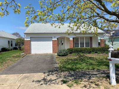 Manchester NJ Adult Community Under Contract: $125,000