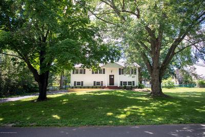 Howell Single Family Home For Sale: 50 Skidmore Road