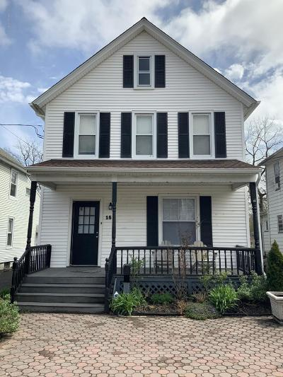 Red Bank Single Family Home For Sale: 15 Spring Street