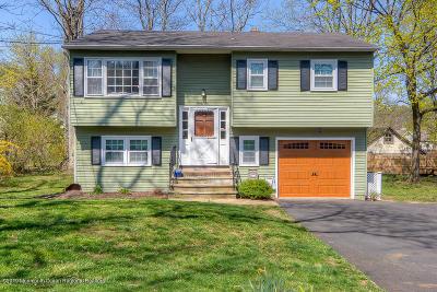 Atlantic Highlands Single Family Home For Sale: 36 Middletown Avenue