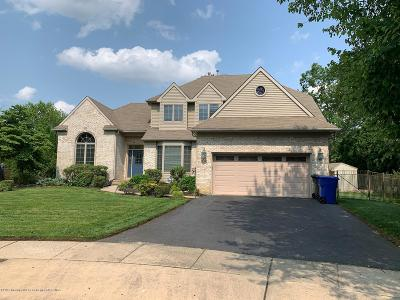 Toms River Single Family Home For Sale: 1991 Ridge Hill Drive