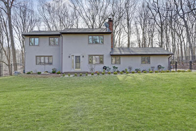 Morganville Single Family Home For Sale: 30 Boundary Road