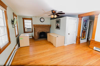 Freehold Single Family Home For Sale: 13 Throckmorton Street