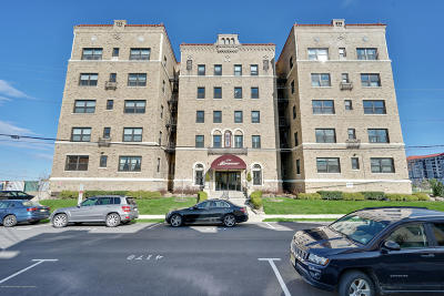 Asbury Park Condo/Townhouse Under Contract: 1700 Webb Street #4B
