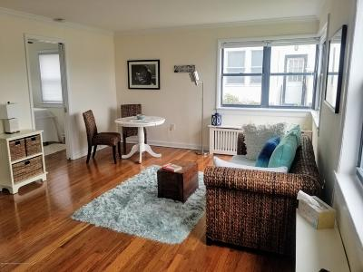 Asbury Park Condo/Townhouse For Sale: 306 Deal Lake Drive #54