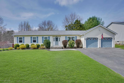 Jackson NJ Single Family Home For Sale: $339,000