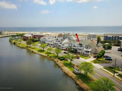 Avon-by-the-sea, Belmar, Bradley Beach, Brielle, Manasquan, Spring Lake, Spring Lake Heights Single Family Home For Sale: 124 Lake Terrace
