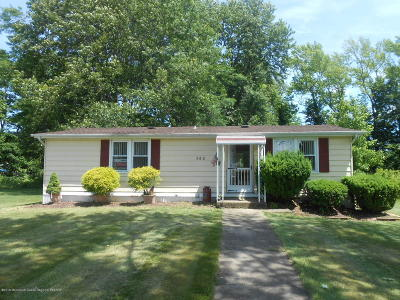 Monmouth County Adult Community For Sale: 568 Sara Drive