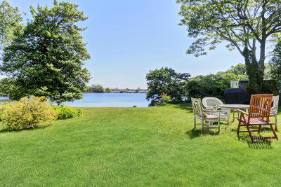 Sea Girt Single Family Home For Sale: 639 Beacon Boulevard