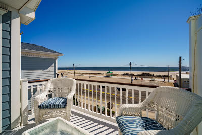 Seaside Park Condo/Townhouse For Sale: 1401 N Ocean Avenue #6