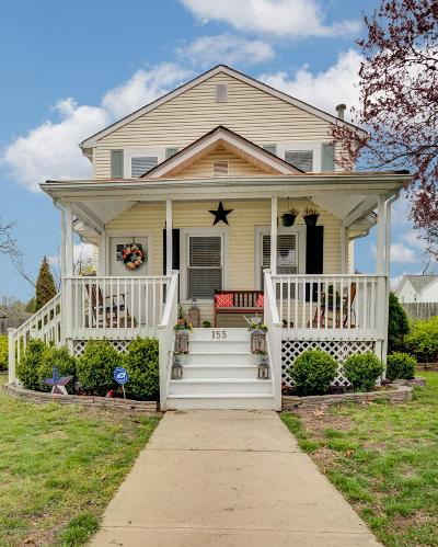 Middletown Single Family Home Under Contract: 155 Mabel Avenue