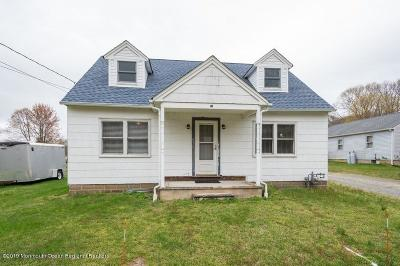 Single Family Home For Sale: 41 Siloam Road