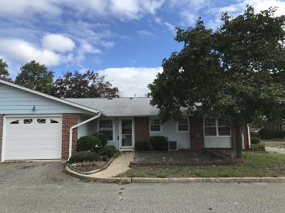 Leisure Vlg E Adult Community For Sale: 1272a Argyll Circle #100A