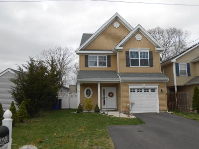 Toms River Single Family Home For Sale: 603 Buermann Avenue