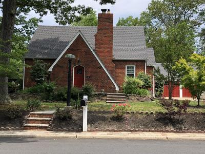 Single Family Home For Sale: 421 Morrisey Road
