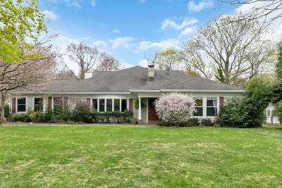 Red Bank Single Family Home Under Contract: 42 Rutledge Drive