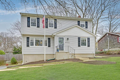 Manasquan Single Family Home For Sale: 2556 Constance Drive