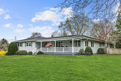 Freehold Single Family Home Under Contract: 160 Windham Way