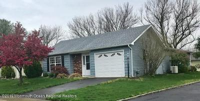 Ocean County Adult Community For Sale: 23 Everest Drive