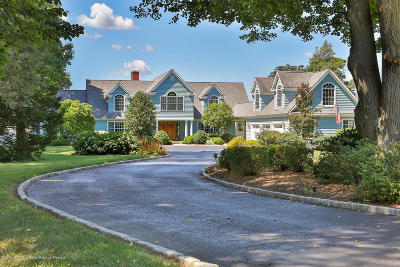 Monmouth County Single Family Home For Sale: 111 Grange Avenue