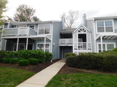 Howell Condo/Townhouse For Sale: 100 Cypress Court