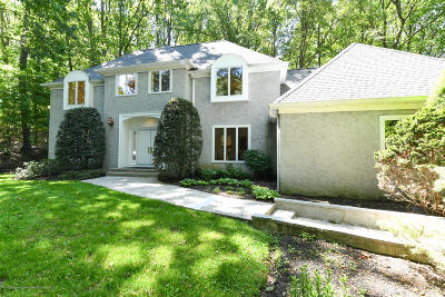 Holmdel Single Family Home For Sale: 40 Stoney Brook Road