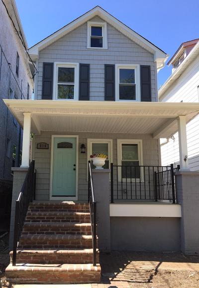Asbury Park Single Family Home For Sale: 610 5th Avenue