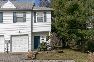 Monmouth County Condo/Townhouse For Sale: 160 White Street #1