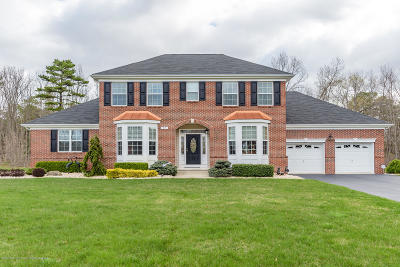 Jackson Single Family Home For Sale: 37 Aidan Lane