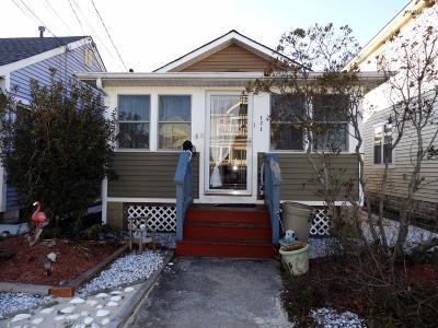 Seaside Park Single Family Home For Sale: 121 M Street