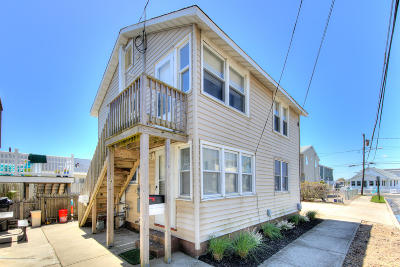 Point Pleasant Beach Multi Family Home Under Contract: 4 Harvard Avenue