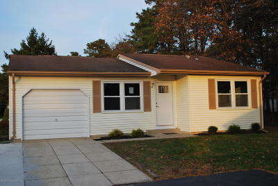 Ocean County Adult Community For Sale: 27 Hartford Road #73