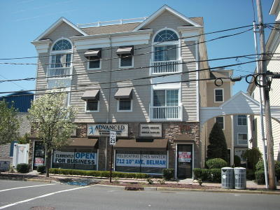 Belmar Condo/Townhouse For Sale: 1719 Main Street #302