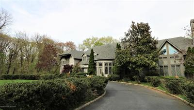 Holmdel Single Family Home For Sale: 6 Princess Court
