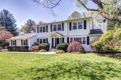 Middletown Single Family Home Under Contract: 26 Rolling Knolls Drive