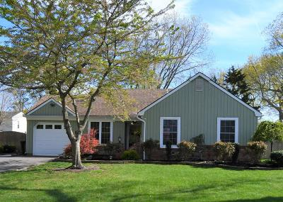 Toms River Single Family Home For Sale: 93 Westwood Drive