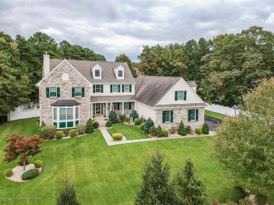 Monroe Single Family Home For Sale: 456 Spotswood Gravel Hill Road