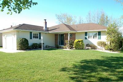 Ocean County Adult Community For Sale: 63 Castle Harbor Drive