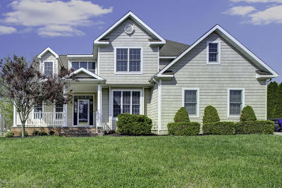 Ocean County Single Family Home For Sale: 100 W Mantoloking Drive