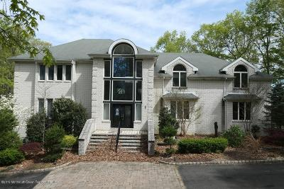 Monmouth County Single Family Home For Sale: 20 Taylor Lake Court