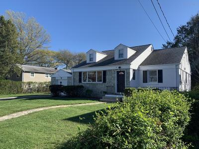 Monmouth County Single Family Home For Sale: 18 Woolley Avenue