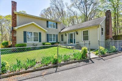 Monmouth County Single Family Home For Sale: 129 Jackson Mills Road