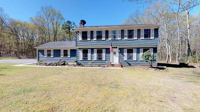 Single Family Home Under Contract: 587 Pinehurst Road