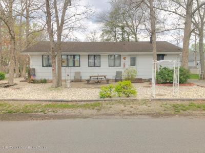 Ocean County Single Family Home For Sale: 33 Southwind Drive