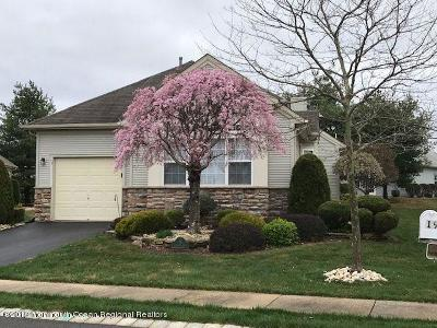 Ocean County Adult Community For Sale: 19 Tuscany Circle