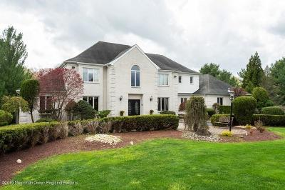 Monmouth County Single Family Home For Sale: 7 Twin Lakes Drive