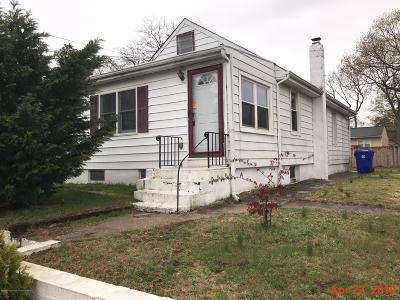 Brick Single Family Home For Sale: 496 Barber Avenue